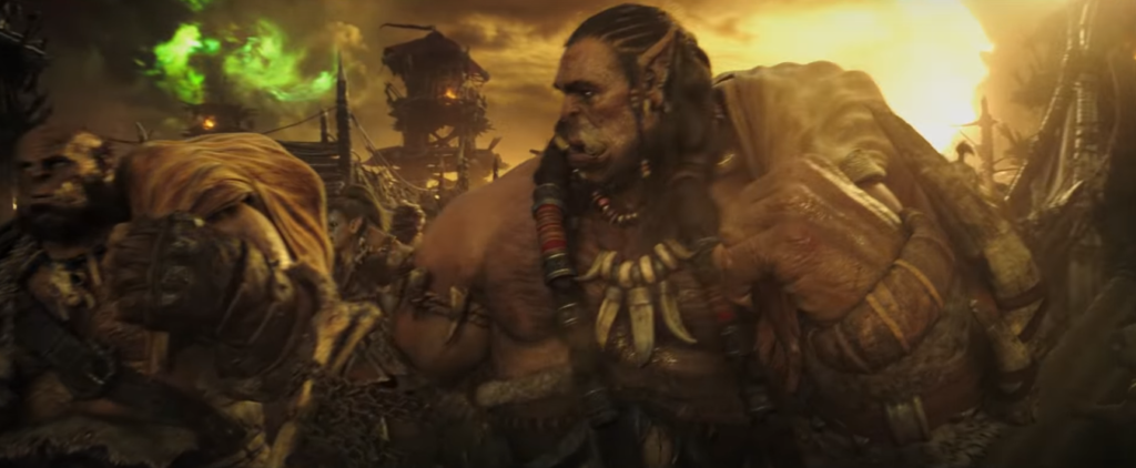 Warcraft Videogame Movie