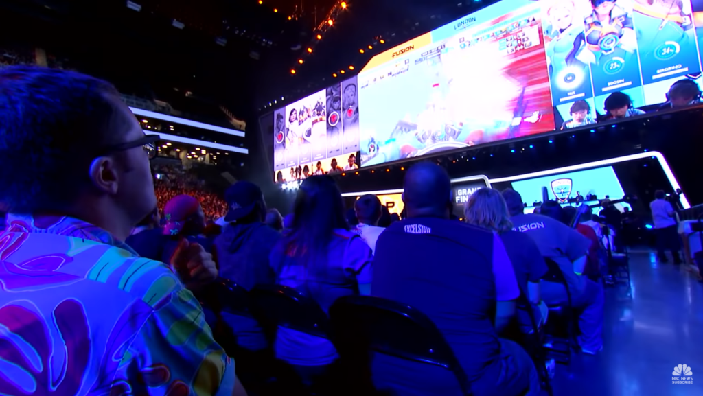 Esports and Television